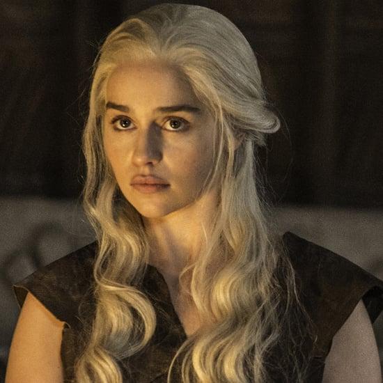 Emilia Clarke Talks About Daenerys's Fire Scene