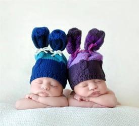 Tracy Raver's Newborn Photos