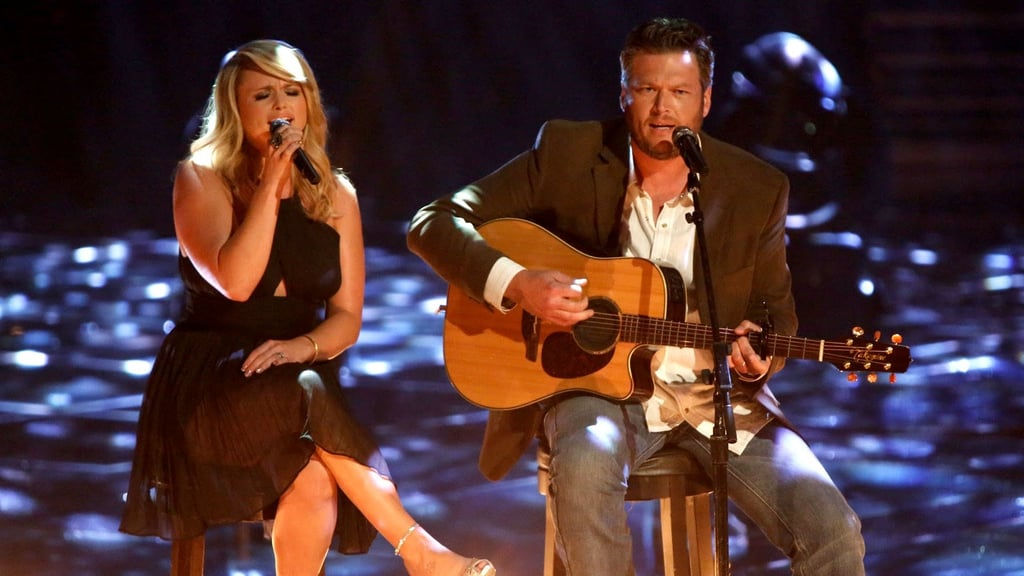 "Miranda Lambert and Blake Shelton: ""Over You"""