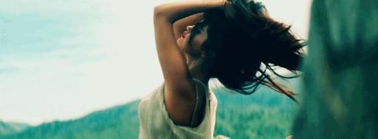 Selena Gomez Hair GIFs