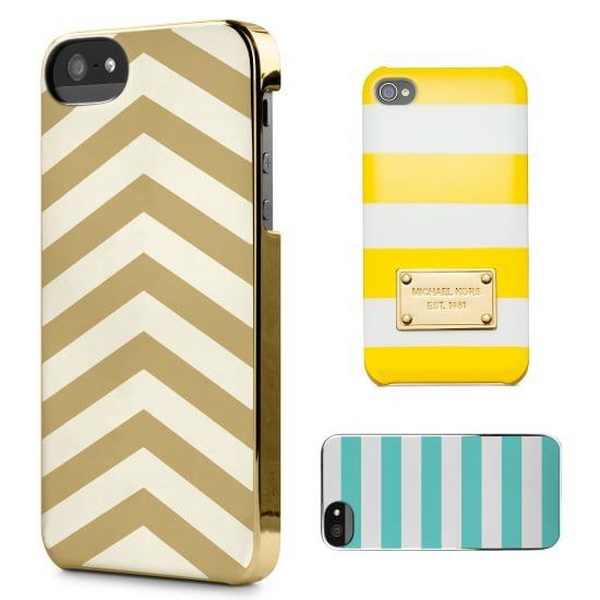 Your iPhone's Earned Its Stripes! 7 Lined Cases For Sunny Days
