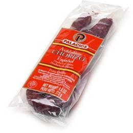 Linguini With Clams and Chorizo Recipe