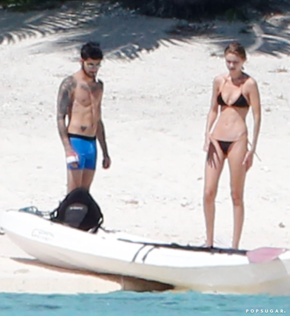Gigi Hadid and Zayn Malik Vacation Pictures in Tahiti ... Keira Knightley Sing