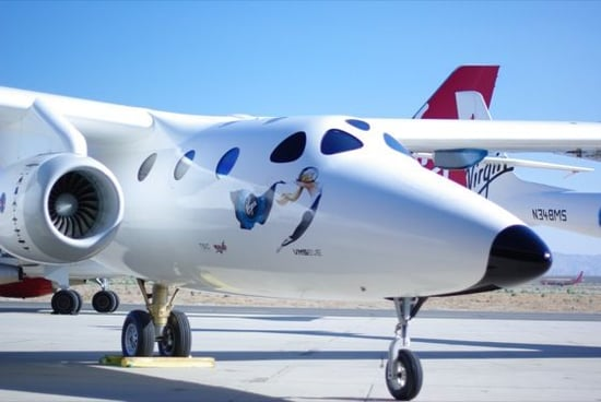 Daily Tech: The Virgin Galactic White Knight 2 Is Unveiled