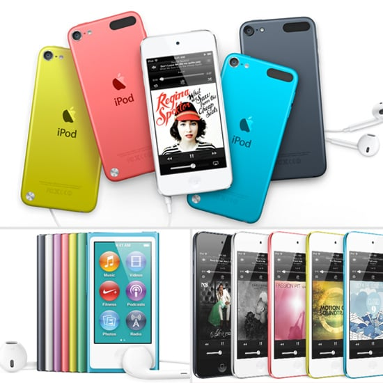 iPod Touch and Nano