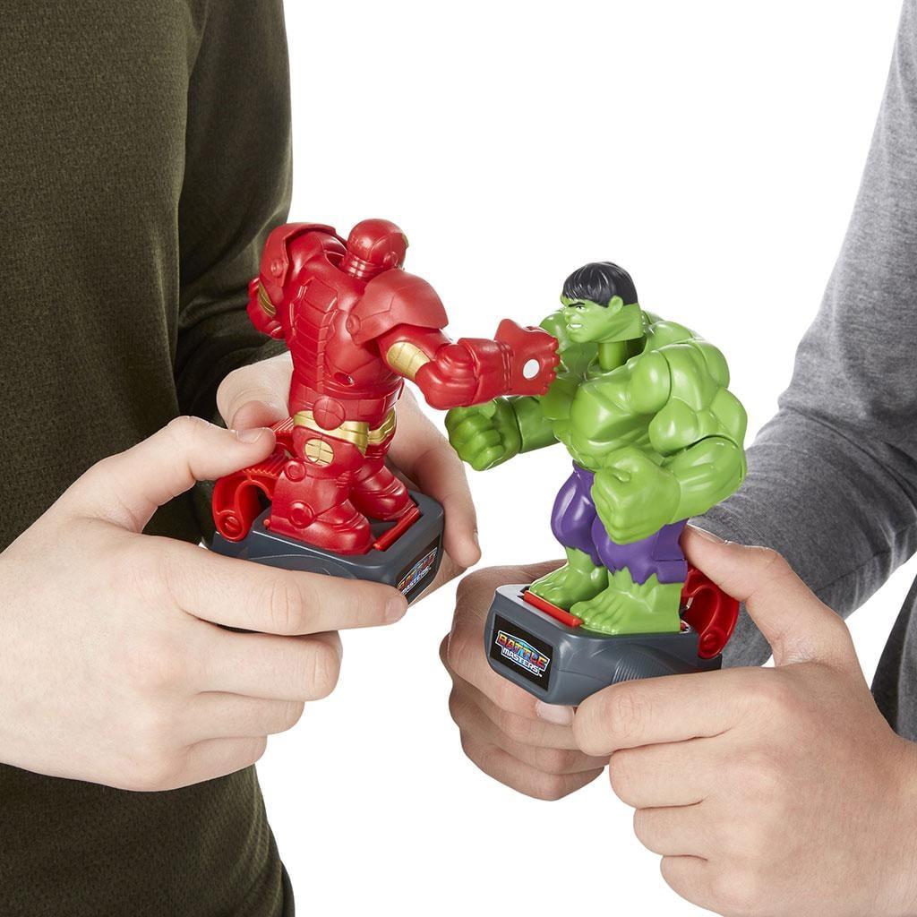 For 5-Year-Olds: Marvel Battle Masters Super Hero Slam