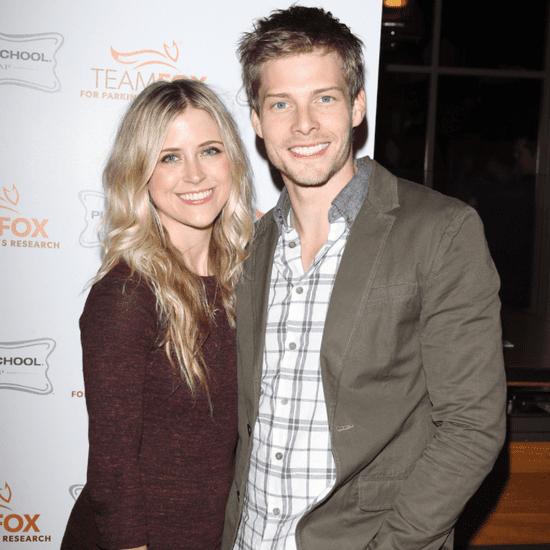 Hunter Parrish Marries Kathryn Wahl
