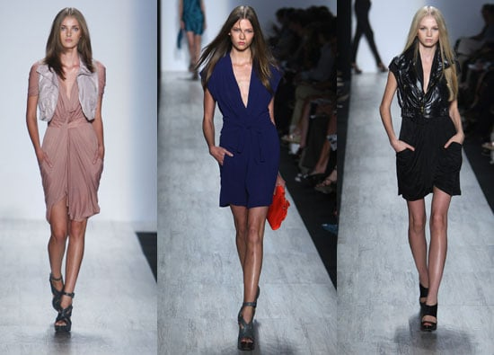 New York Fashion Week, Spring 2009: BCBG