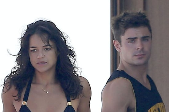 Our Nightmare Is Over, Zac Efron And Michelle Rodriguez Are Done