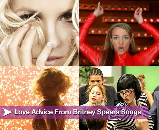 Sugar Shout Out: Best and Worst Love Advice From Britney Spears Songs