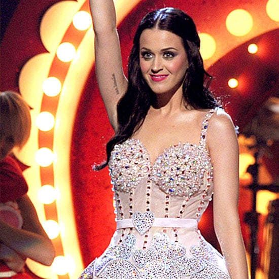 Katy Perry Outrageous Style Moments 2011