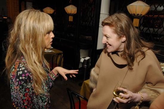 The Stars Align For Rachel Zoe at Harper's Bazaar