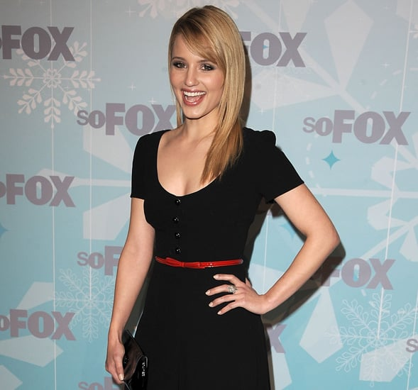 The Cast of Glee, Bones, and House Get Foxy at the Winter TCAs!
