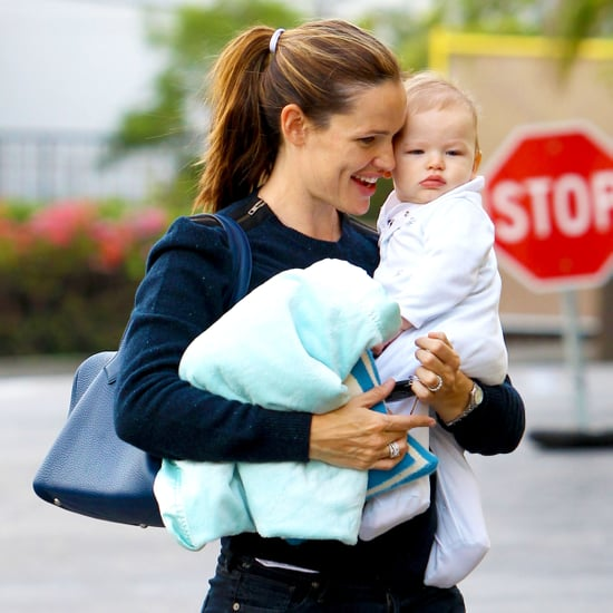 Jennifer Garner With Samuel in LA | Pictures