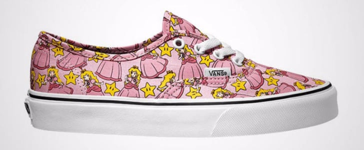 Nintendo and Vans Just Announced News You've Been Waiting Your Whole Life to Hear