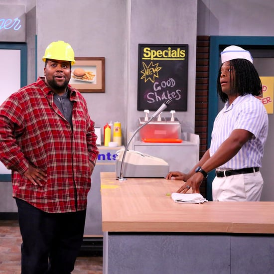 Kenan and Kel Good Burger Reunion on Jimmy Fallon