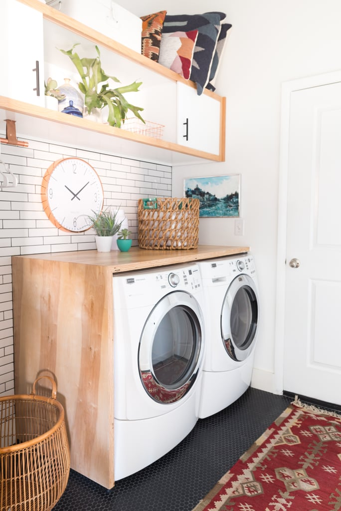 Laundry room ideas popsugar home australia for Laundry home