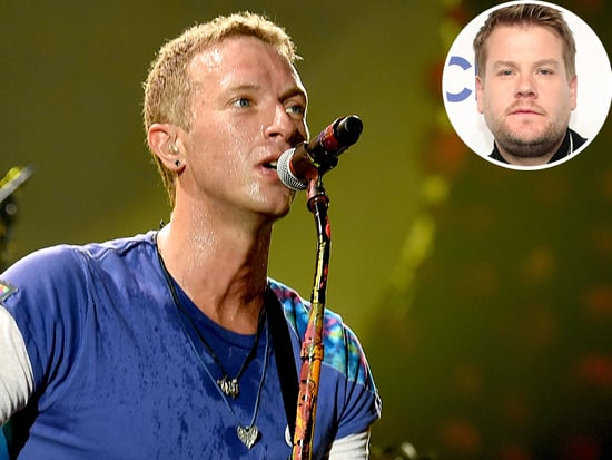 Happy Birthday, James Corden! Coldplay Give the Late Late Show Host a Special Birthday Treat During Concert