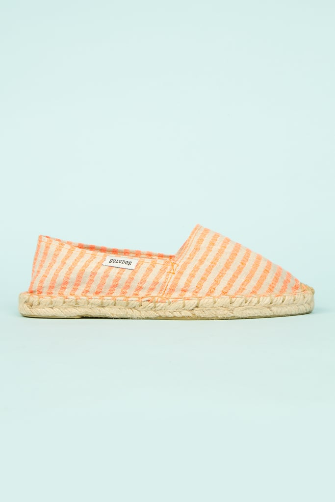 Soludos For Opening Ceremony Striped Espadrilles ($40)