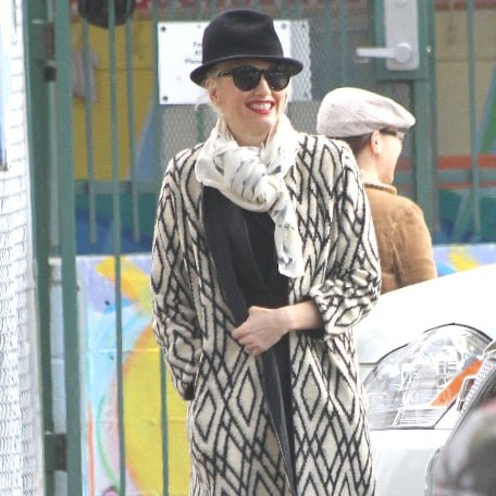 Gwen Stefani Going to Starbucks in LA | Pictures