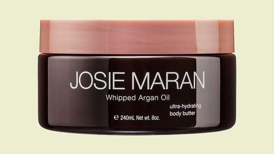 The Best Lotion For Dry Skin? Josie Maran's Whipped Argan Oil Body Butter