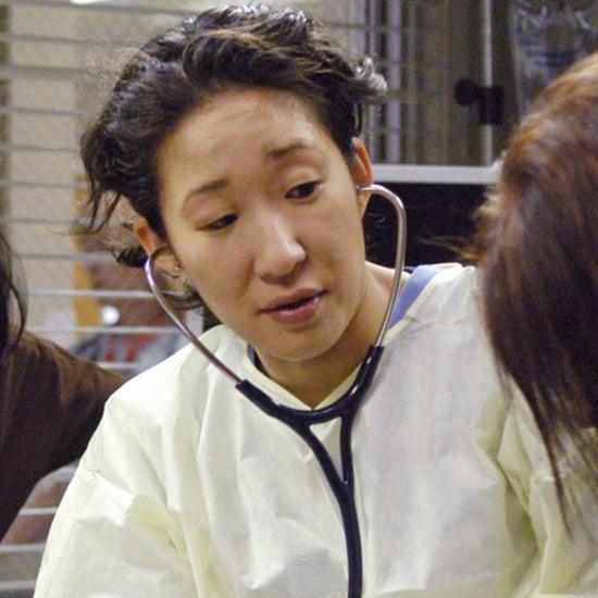 Grey's Anatomy Cristina Yang GIFs