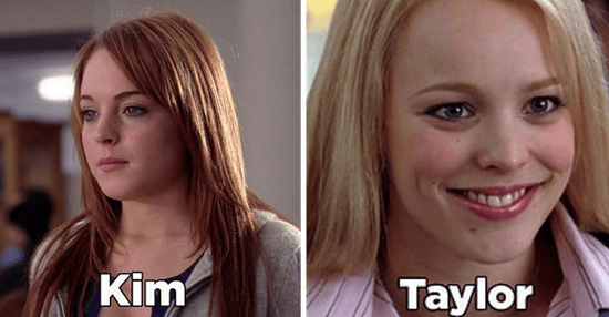 "The Entire Kim And Taylor Drama As Told By ""Mean Girls"""