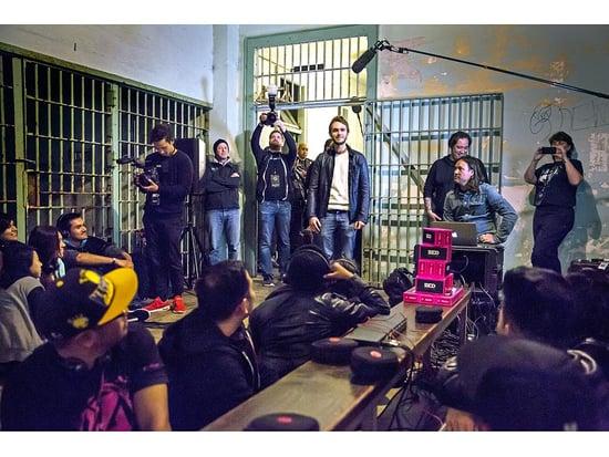 Zedd Surprises Fans with a Party at Alcatraz