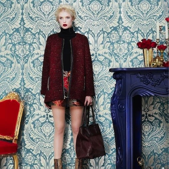 Winter Trend Report Tweed Details | Shopping