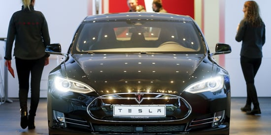 Tesla Just Unveiled The Fastest Car You Can Actually Buy