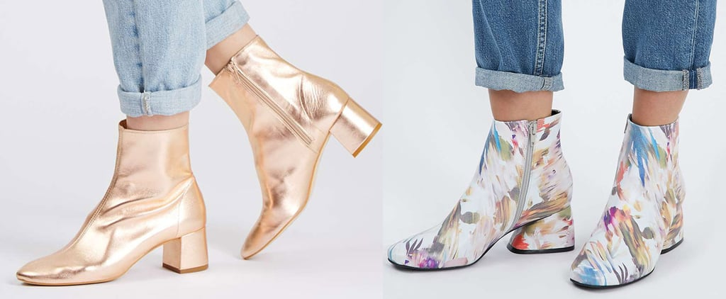 17 Pairs of Ankle Boots You'll Want to Snap Up Before Autumn Hits