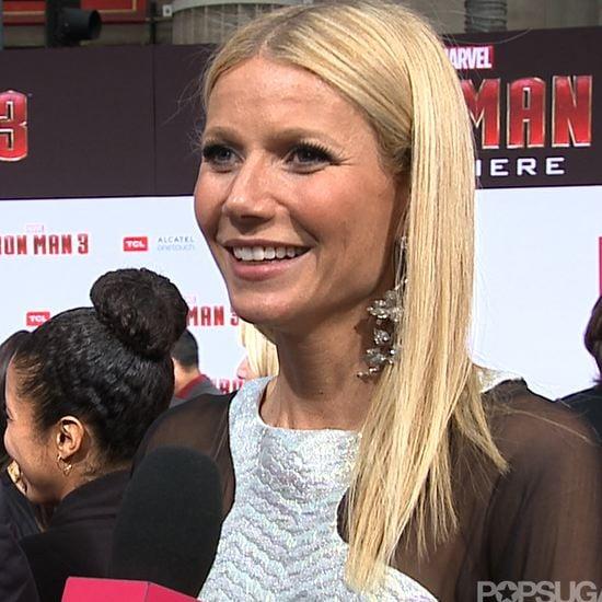 Iron Man 3 Premiere Interviews | Video