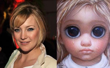 "Kate Hudson to Portray ""Big Eyes"" Artist Margaret Keane"