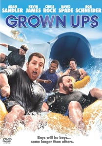 New DVD Releases, Including Grown Ups, Charlie St. Cloud, and Scott Pilgrim vs the World