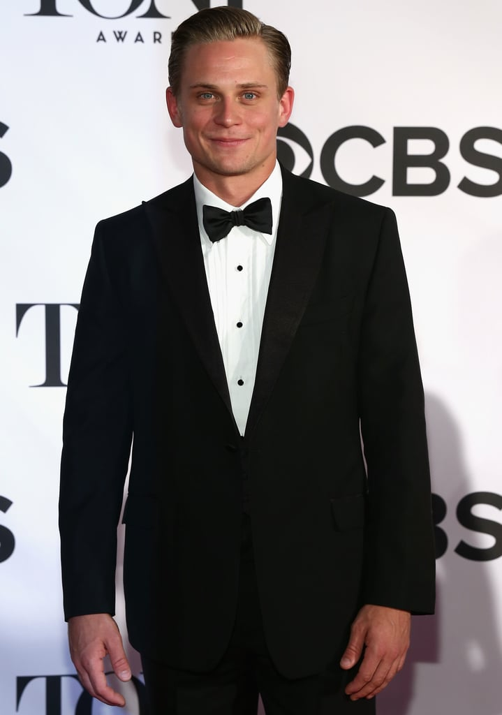 Billy Magnussen The 28-year-old Magnussen is the latest actor whose name has been thrown into the ring to replace Hunnam. He's an American star who will appear in the Into the Woods adaptation as Rapunzel's prince — could you see him as Anastasia's dark prince?