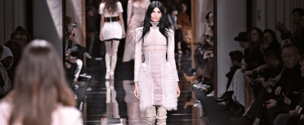 """Balmain Just Announced Plans For a """"See Now, Buy Now"""" Approach"""