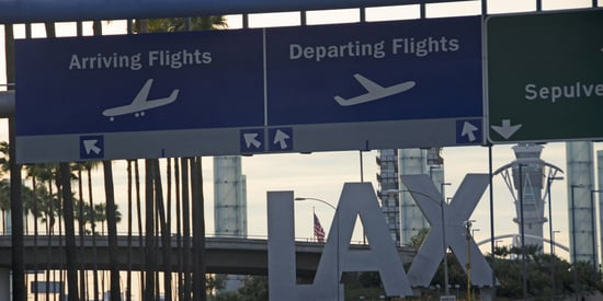 Possible Security Situation At LAX Prompts Mass Evacuations