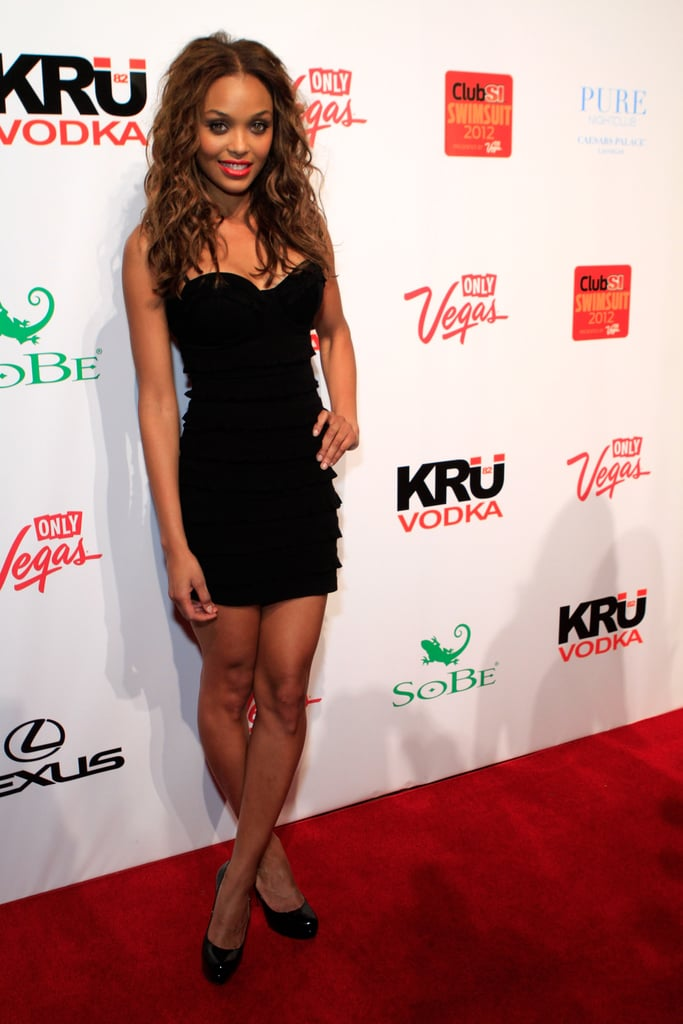 Kirby Griffin hit the carpet solo.