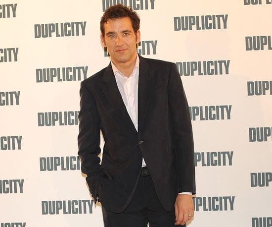 Photo of Clive Owen at a Duplicity Photo Call in Madrid