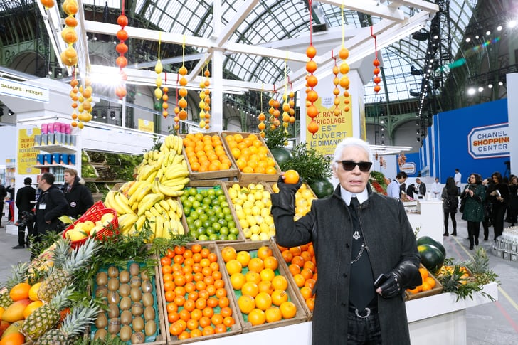 11 Pictures You Won't Believe Are From the Chanel Fall 2014 Show