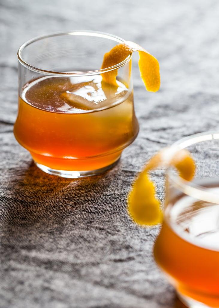 Black Tea Swarm Cocktail