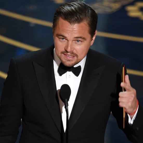 Leonardo DiCaprio Oscar Acceptance Speech 2016 | Video