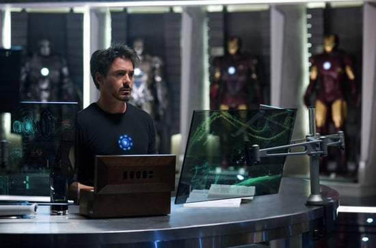 Official Trailer For Iron Man 2