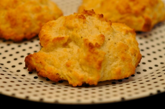 Art Smith's Goat Cheese Buttermilk Biscuits Recipe