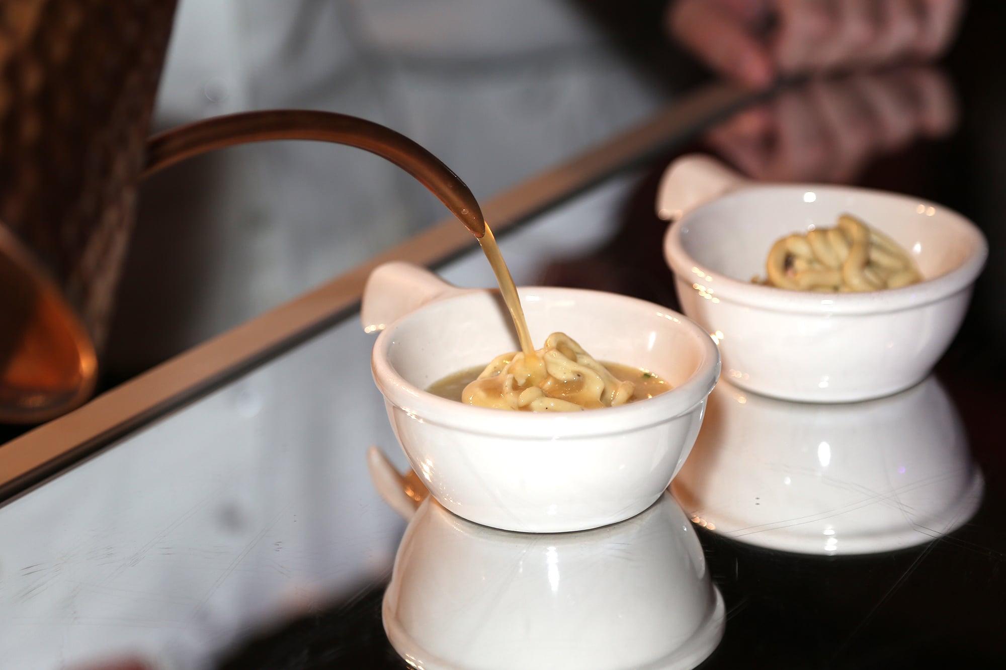 Vanishing Noodles