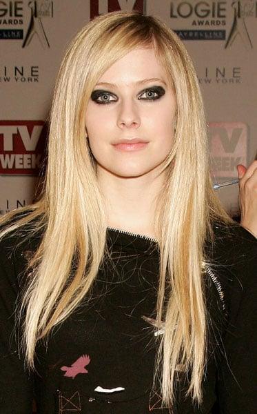 2007: Avril Lavigne