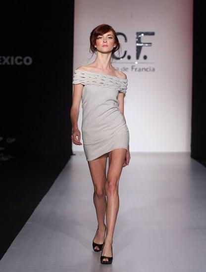 Mexico Fashion Week: Casa de Francia Spring 2009