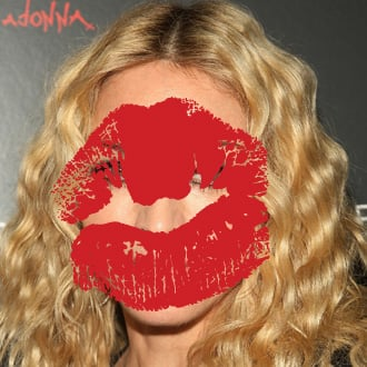 Guess Who Rocked All-Over Curls and Win!