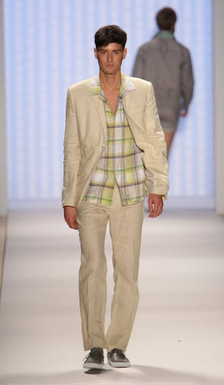 Preppy Without The Privilege At Perry Ellis