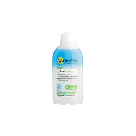 Garnier Clean Sensitive 2 in 1 Face & Eye Makeup Remover, $6.69